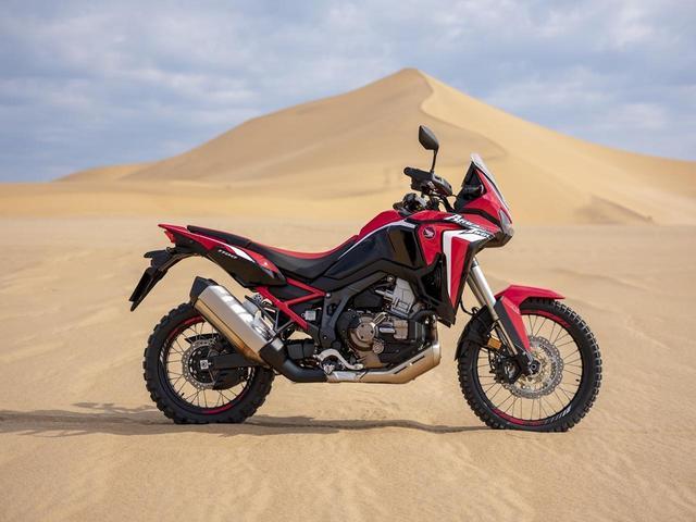 画像: 新アフリカツイン1100詳報、クルコン・1100cc・電子制御…しかし、その真の目的は…? - webオートバイ