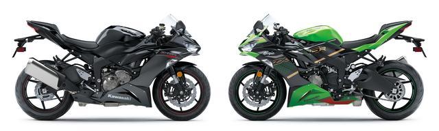 画像7: 11月15日発売開始! カワサキ「Ninja ZX-6R」「Ninja ZX-6R KRT EDITION」の2020年モデル、あなたはどっち派?