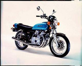 スズキ GS750 1976 年11月
