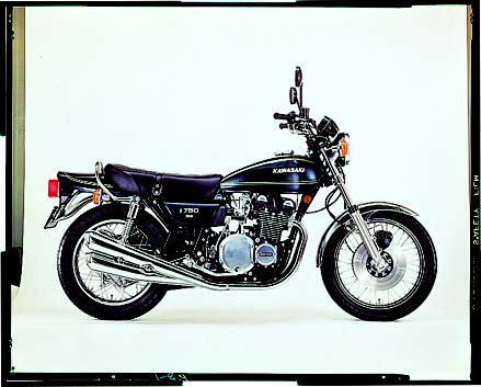 Images : カワサキ Z750フォア[A5] 1976 年 9月