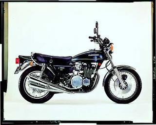 カワサキ Z750フォア[A5] 1976 年 9月
