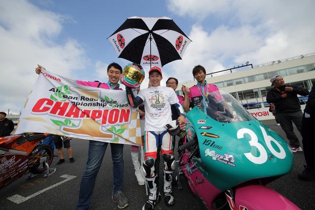 画像: ワイルドカード参戦の日本GPを前に、九州大会で全日本タイトルを決めた長谷川聖 写真/後藤 純