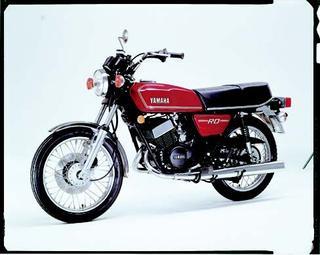 ヤマハ RD250Ⅲ 1976 年 4月