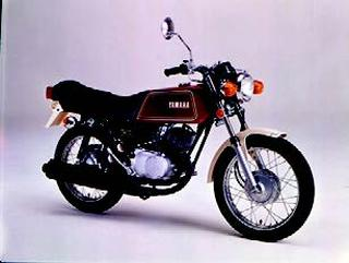 ヤマハ GR80/50 1976 年2月