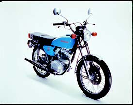 Images : ホンダ ベンリィCB125JX 1975 年 5月