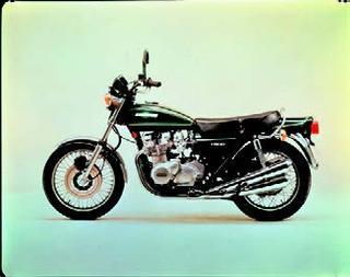 カワサキ Z900フォア 1976 年