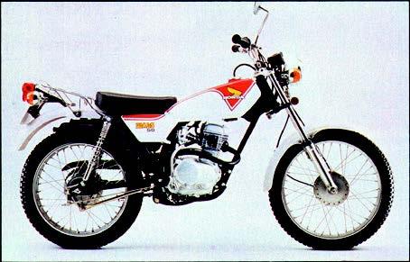 Images : ホンダ バイアルスTL50 1976 年2月