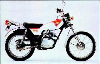 ホンダ バイアルスTL50 1976 年2月