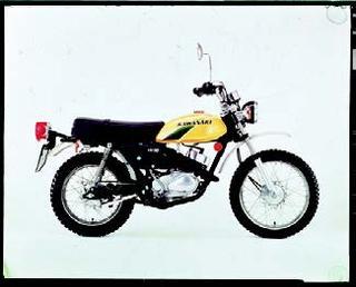 カワサキ KM90 1975 年11月
