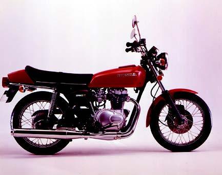 Images : ホンダ CJ250T 1976 年 4月