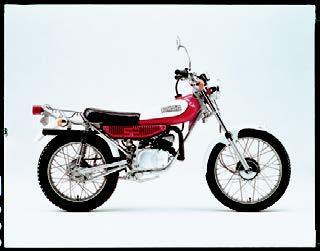 ヤマハ TY80 1975 年 6月