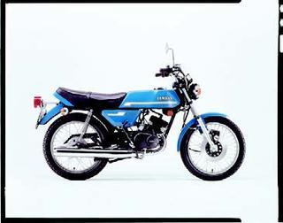 ヤマハ RD125Ⅱ 1976 年 4月