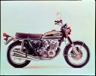 ホンダ CB750フォア[K6] 1976 年10月