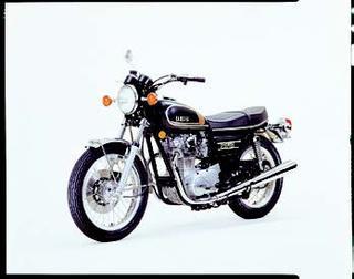 ヤマハ TX650Ⅱ 1975 年10月