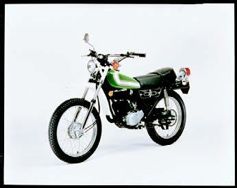 Images : ヤマハ DT90Ⅱ 1976 年 6月