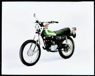 ヤマハ DT90Ⅱ 1976 年 6月