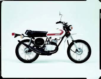 Images : ヤマハ MR50 1975 年 6月