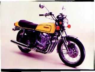 ホンダ ドリームCB750フォア-Ⅱ 1975 年 6月
