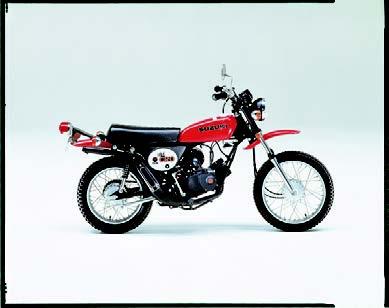 Images : スズキ ミニクロ CM50 1975 年7月