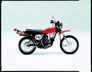 スズキ ミニクロ CM50 1975 年7月