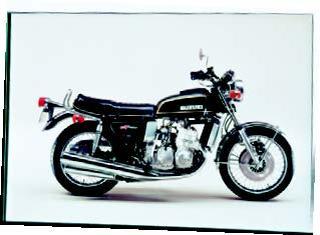 スズキ GT750 1975 年 5月
