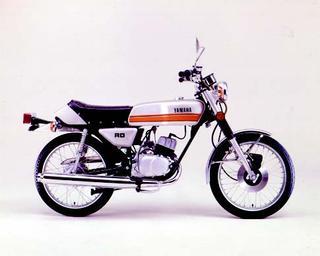 ヤマハ RD50Ⅱ 1977年2月