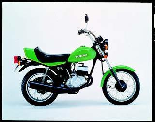 スズキ マメタンOR50 1977年1月