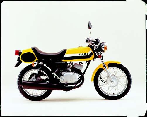 Images : ヤマハ GR50 1977年 6月