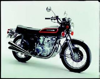 ホンダ CB550フォア-K 1977年 4月