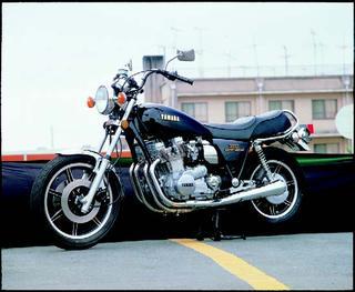 ヤマハ XS1100スペシャル 1978 年