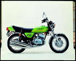 カワサキ KH400 1977年12月