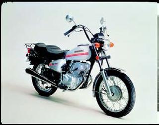 ホンダ CM125T 1978 年1月