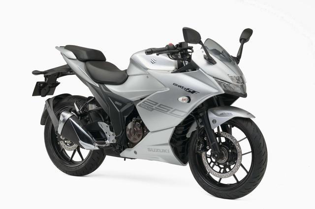 画像: 250ccの「油冷」ジクサーが登場! スズキが〈東京モーターショー2019〉の出展車両を発表しました! - webオートバイ
