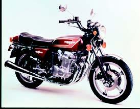 Images : ホンダ CB750フォア-Ⅱ 1977年 4月