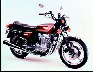 ホンダ CB750フォア-Ⅱ 1977年 4月