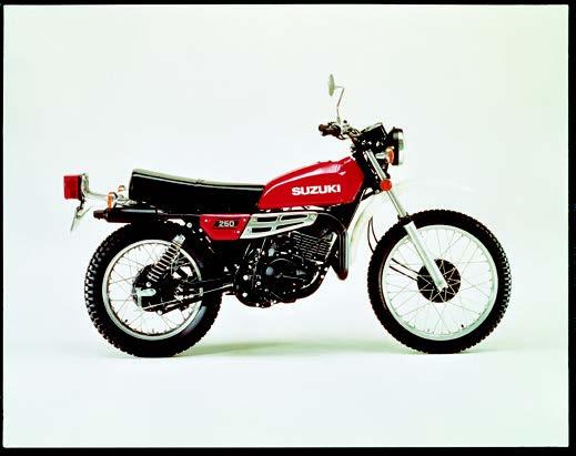 Images : スズキ ハスラーTS250 1977年 5月