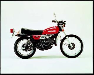 スズキ ハスラーTS250 1977年 5月