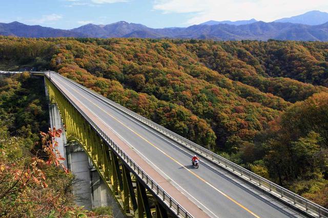 画像: 10月のおすすめ〈紅葉ツーリングSPOT〉5選 - webオートバイ