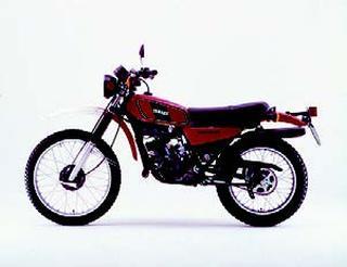 ヤマハ DT125 1977年11月