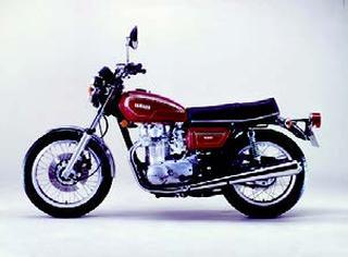 ヤマハ TX650Ⅲ 1977年 3月