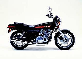 スズキ GS1000E 1978 年