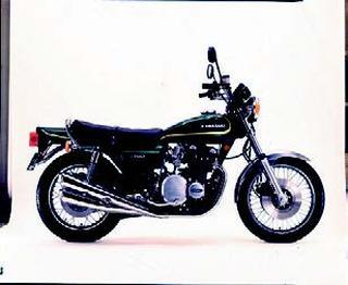 カワサキ Z750フォア[D1] 1977年7月