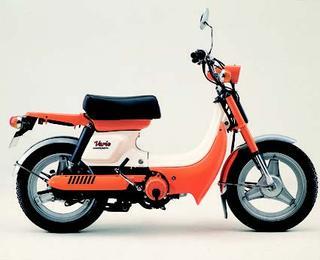 ホンダ NF50 バリエ 1977年 4月