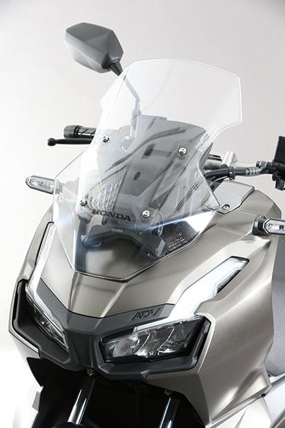 画像3: 国内発売の期待も高まるホンダ「ADV150」の足つき性とサイズ感をいち早くチェック!#東京モーターショー2019