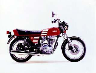ヤマハ GX250 1977年 6月