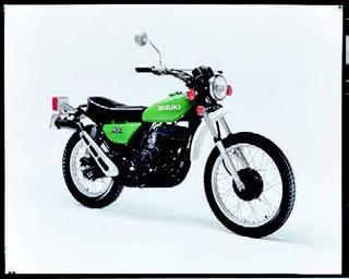 スズキ ハスラーTS400 1977年 5月