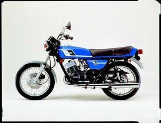 ヤマハ RD250Ⅳ 1977年 6月