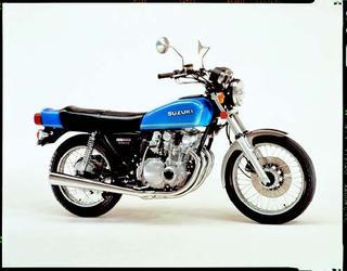 スズキ GS550 1977年 6月