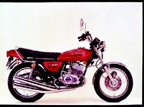 Images : カワサキ KH400 1977年 3月
