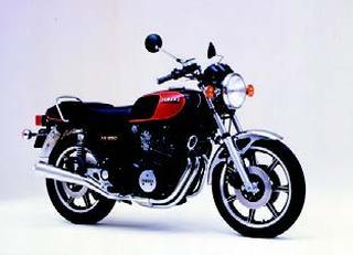 ヤマハ XS850 1978 年